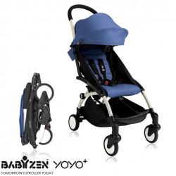 f3ecfb8d1 Coche BABYZEN™ YOYO 6+ Chasis Blanco + Color Pack